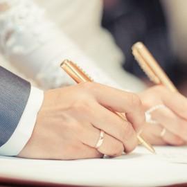 Faut-il faire un contrat de mariage ?