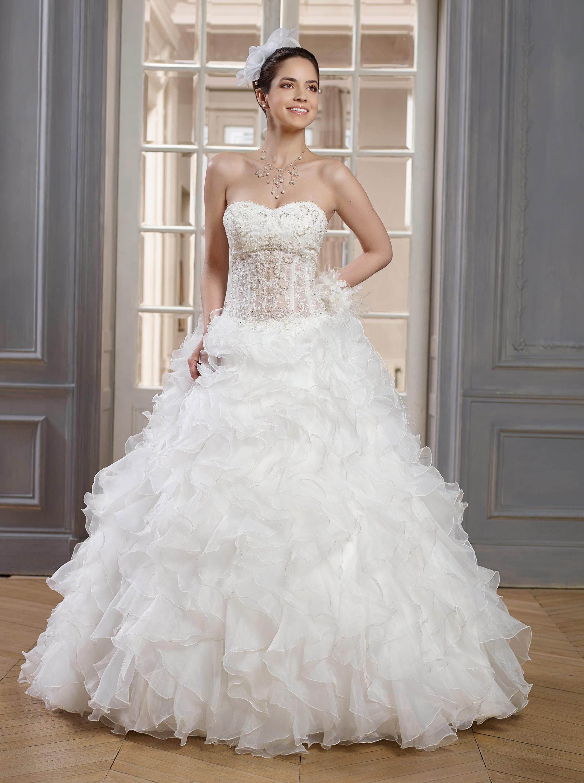 Robe de mari e brissac point mariage 849 99 for Boutiques de robes de mariage de miami