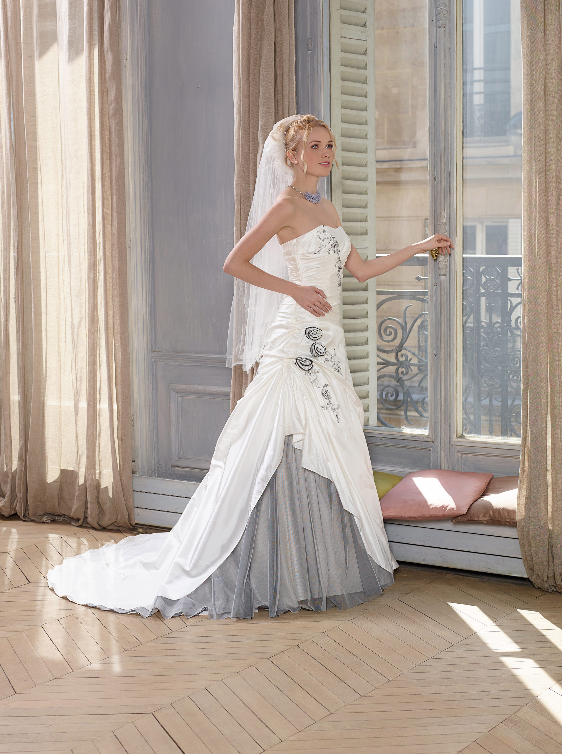 robe de marie elixir point mariage 48999 - Point Mariage Collection 2014