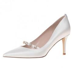 Chaussures Mariée Sarah Jessica Parker - Daphne in Duchess - $395