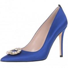 Chaussures Mariée Sarah Jessica Parker - Maddalena in Skyline - $545