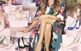 Sarah Jessica Parker : crée des chaussures de mariée!