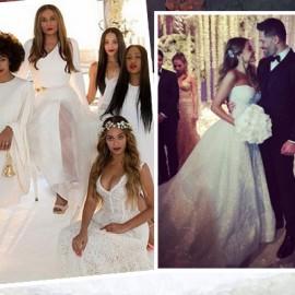 Les mariées de 2015